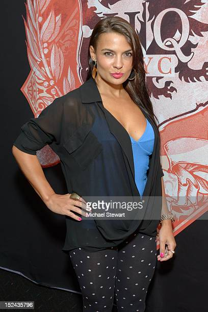 Adult Actress Krista Ayne Visits Headquarters On September 20 2012 In New York City