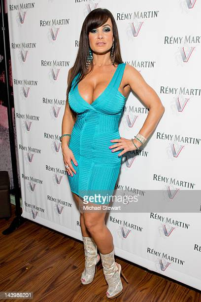 Adult actress Lisa Ann attends Lisa Ann's Birthday at WIP on May 6 2012 in New York City