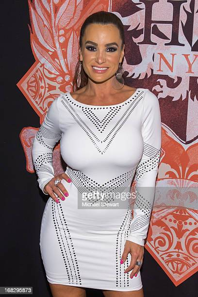 Adult actress Lisa Ann attends Lisa Ann's Birthday Celebration at Headquarters on May 7 2013 in New York City