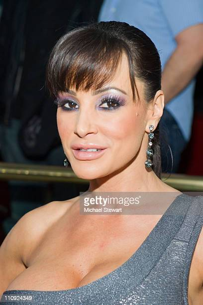 Adult actress Lisa Ann attends Pumps Magazine Relaunch Party at Sapphire's Gentlemen's Club on March 26 2011 in New York United States