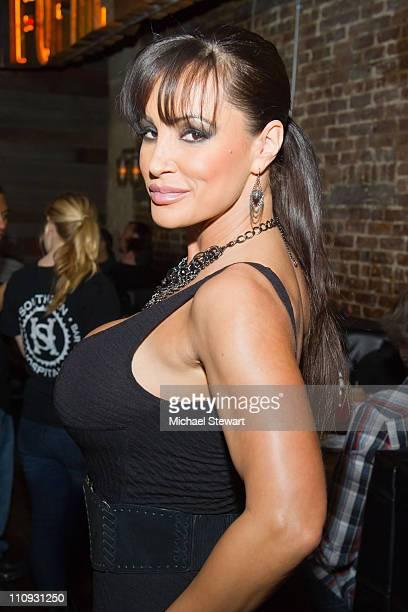 Adult actress Lisa Ann visits at Southern Hospitality on March 24 2011 in New York City