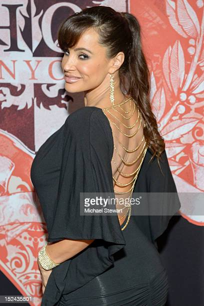 Adult actress Lisa Ann visits Headquarters on September 20 2012 in New York City