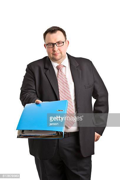 adult businessman