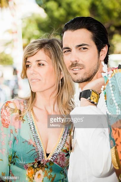 pareja adulta de día - gigolos fotografías e imágenes de stock