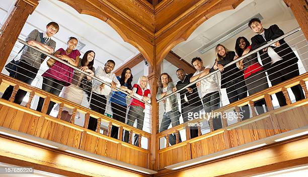 adult education business studies: mature students - class photo stock photos and pictures