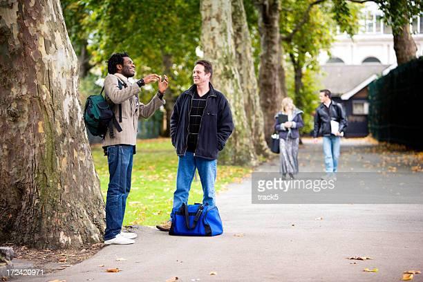 Erwachsene Bildung: Freunde