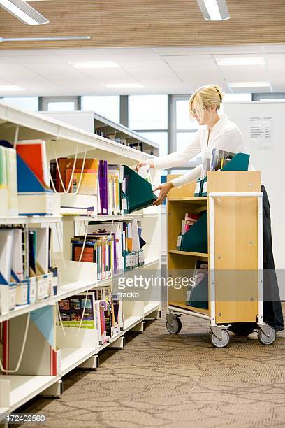 adult education: librarian