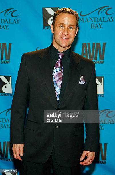 Adult film actor Jack Lawrence arrives at the 26th annual Adult Video News Awards Show at the Mandalay Bay Events Center January 10, 2009 in Las...