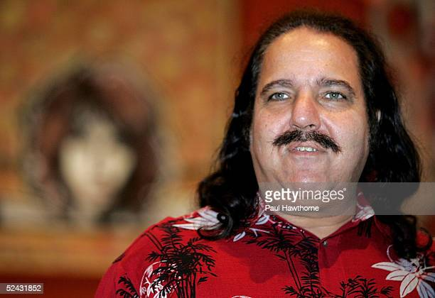 Adult Film Actor Ron Jeremy appears at Virgin Megastore Union Square to sign copies of the DVD Being Ron Jeremy March 15 2005 in New York City