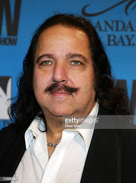 Adult film actor Ron Jeremy arrives at the 24th annual Adult Video News Awards Show at the Mandalay Bay Events Center January 13 2007 in Las Vegas...