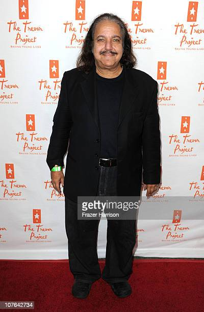 Adult film actor Ron Jeremy arrives at the Kathy Griffin performs at The Gibson Amphitheatre At Universal City Walk on December 16 2010 in Universal...