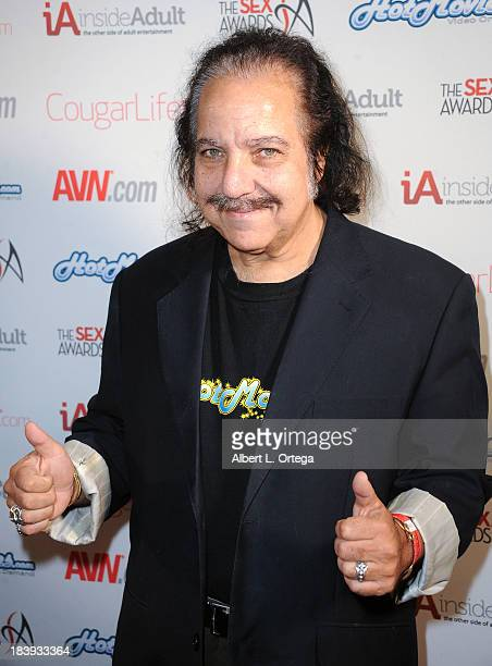 Adult film actor Ron Jeremy arrives for The 1st Annual Sex Awards 2013 held at Avalon on October 9 2013 in Hollywood California