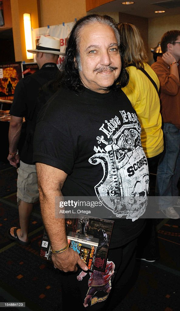 Adult film actor Ron Jeremy attends Son Of Monsterpalooza held at Burbank Marriott Airport Hotel & Convention Center on October 27, 2012 in Burbank, California.