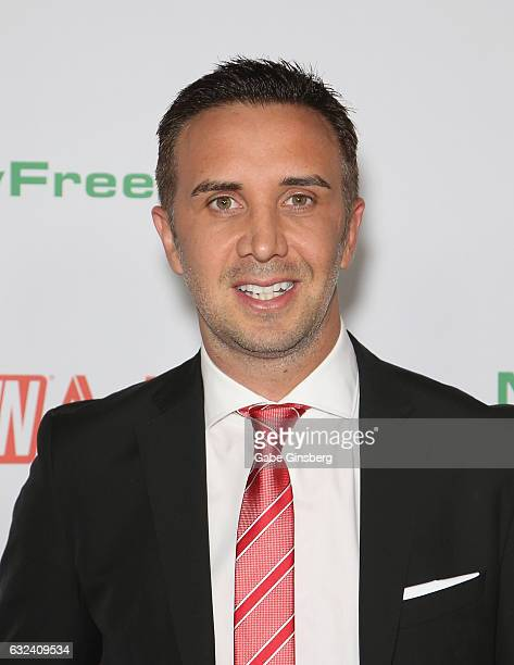Adult Film Actor Director Keiran Lee Attends The 2017 Adult Video News Awards At The