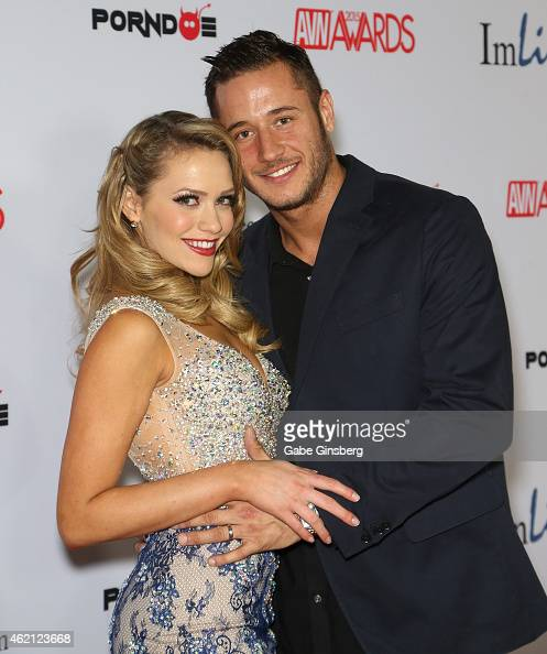 Adult Film Actors Mia Malkova And Her Husband Danny Mountain Arrive News Photo Getty Images