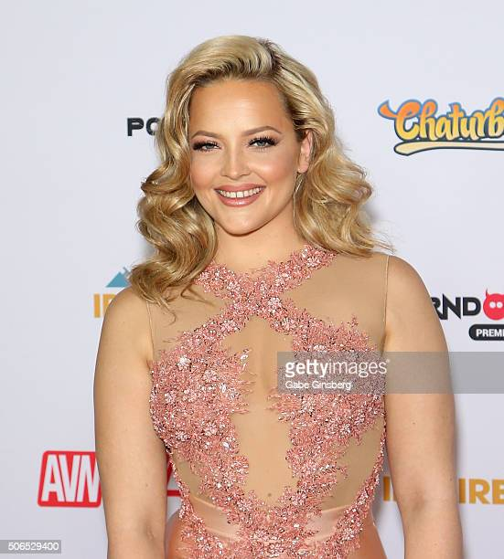 Adult film actress Alexis Texas attends the 2016 Adult Video News Awards at the Hard Rock Hotel Casino on January 23 2016 in Las Vegas Nevada