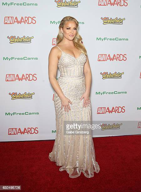 Adult film actress Alexis Texas attends the 2017 Adult Video News Awards at the Hard Rock Hotel & Casino on January 21, 2017 in Las Vegas, Nevada.