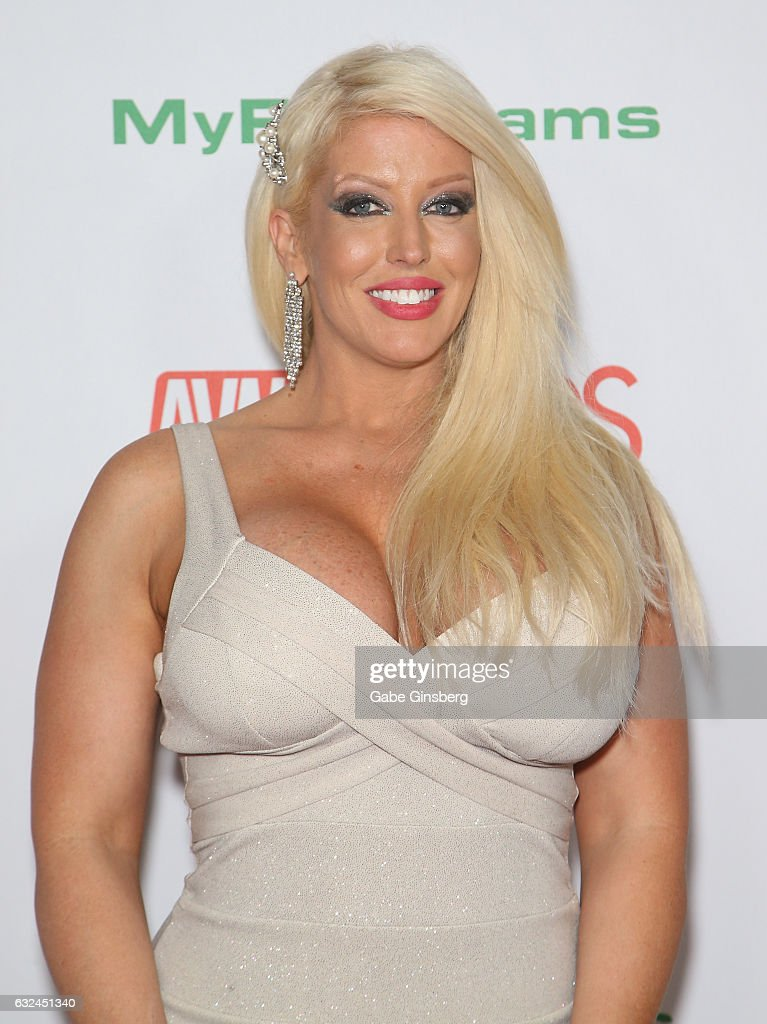2017 Adult Video News Awards Arrivals News Photo