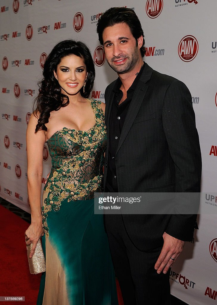 Adult Video News Awards At The Hard Rock - Arrivals : News Photo