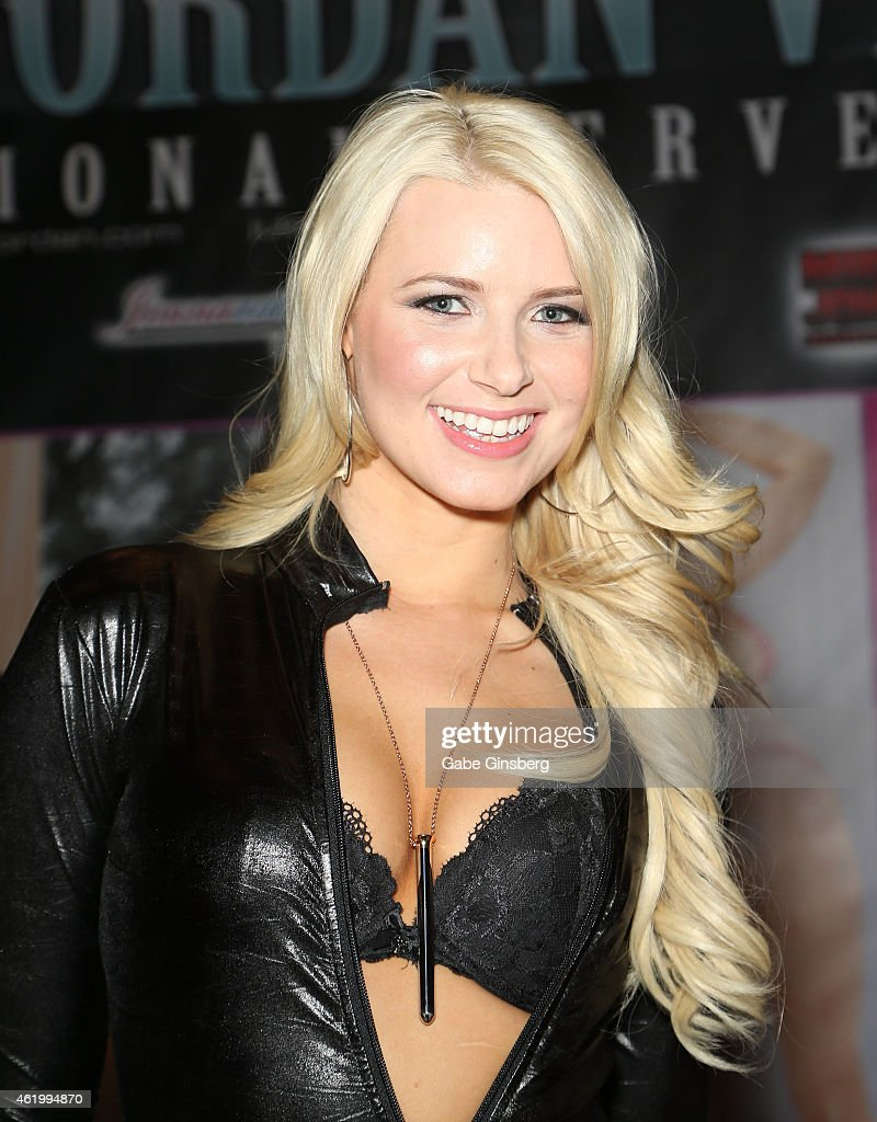 Anikka Albrite adult film actress anikka albrite attends the 2015 avn adult