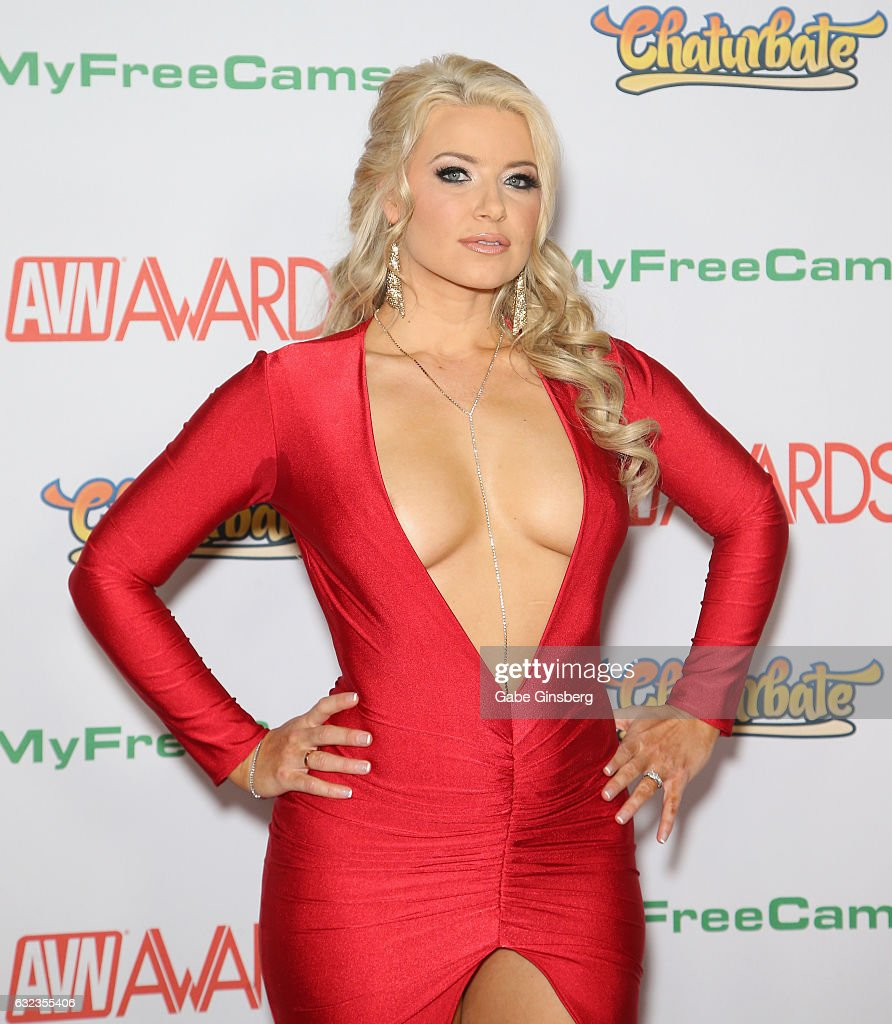 Anikka Albrite adult film actress anikka albrite attends the 2017 adult