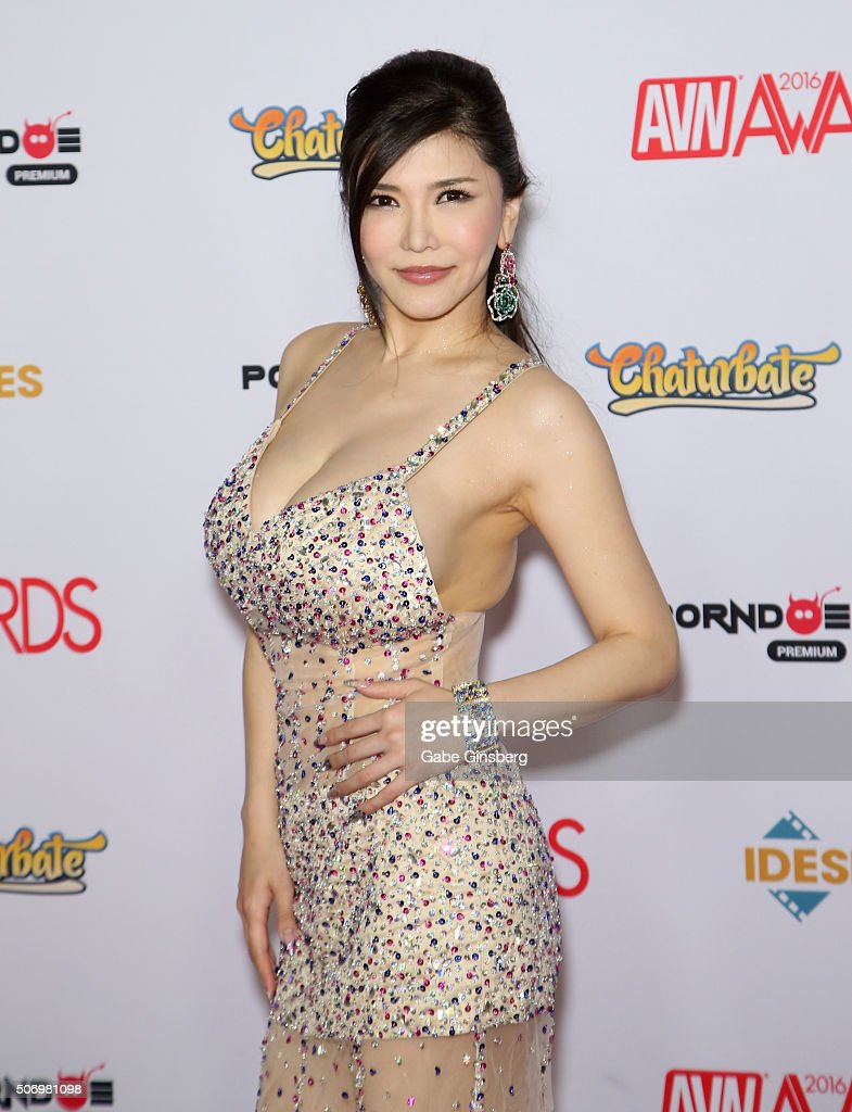Adult Video News Awards - Arrivals : News Photo