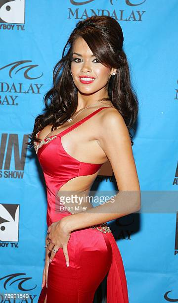 Adult Film Actress Daisy Marie Arrives At The 25th Annual Adult Video News Awards Show At