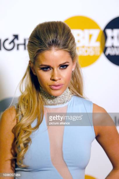 Adult film actress Jessa Rhodes arrives at the 2015 Xbiz Awards in Los Angeles USA on 15 January 2015 Photo Hubert Boesl NO WIRE SERVICE | usage...