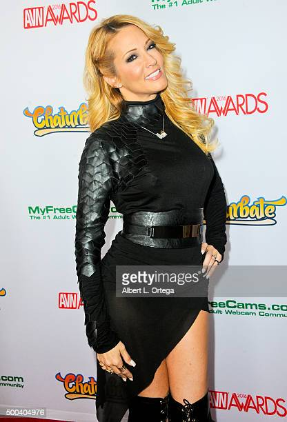 Adult film actress Jessica Drake at the 2016 AVN Awards Nomination Party held at Avalon on November 19 2015 in Hollywood California