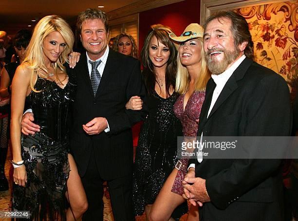 Adult film actress jessica drake Strip Las Vegas magazine publisher and EditorinChief Scott Santos adult film actresses Charlie Laine and Sunset...
