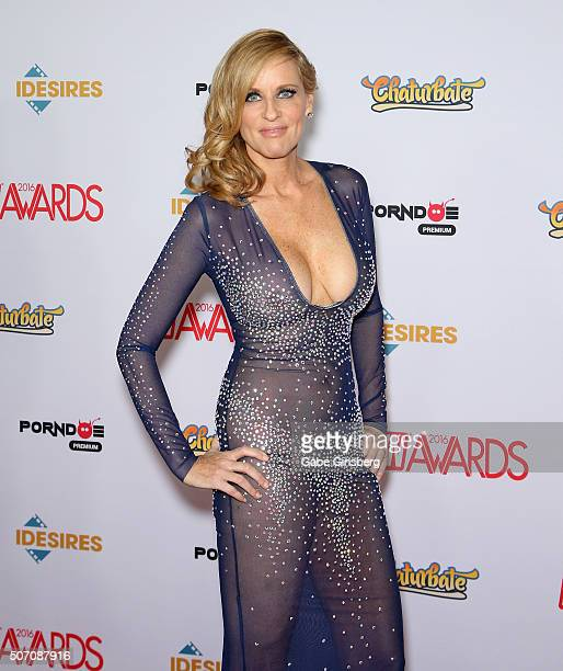 Adult film actress Jodi West attends the 2016 Adult Video News Awards at the Hard Rock Hotel Casino on January 23 2016 in Las Vegas Nevada