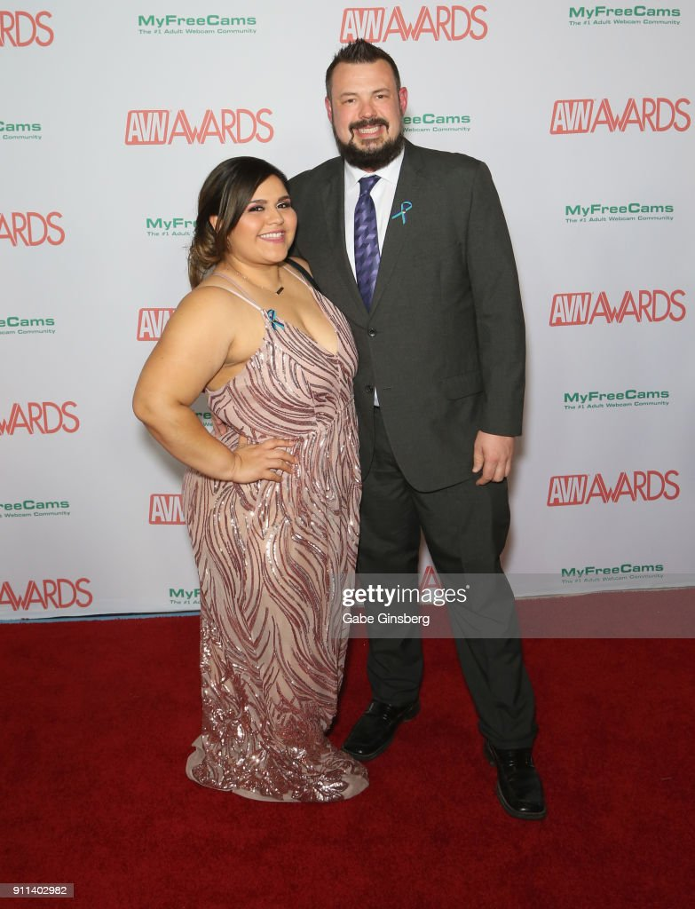 2018 Adult Video News Awards Arrivals News Photo
