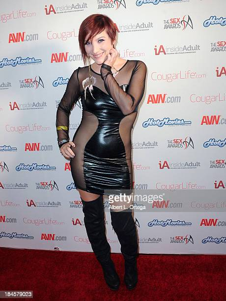 Adult film actress Katie Kinns 2013 held at Avalon on October 9 2013 in Hollywood California