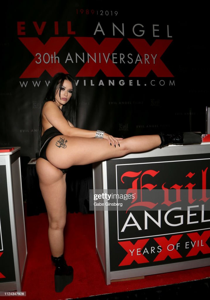 The 2019 AVN Adult Entertainment Expo : News Photo