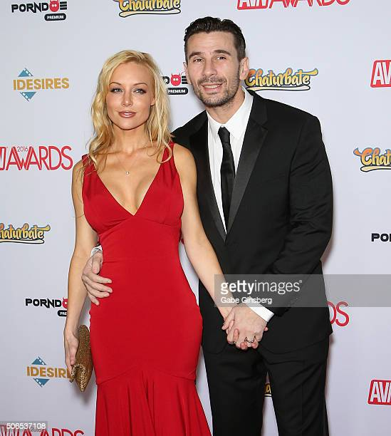 Adult Film Actress Kayden Kross And Adult Film Actor Director Manuel Ferrara Attend The 2016