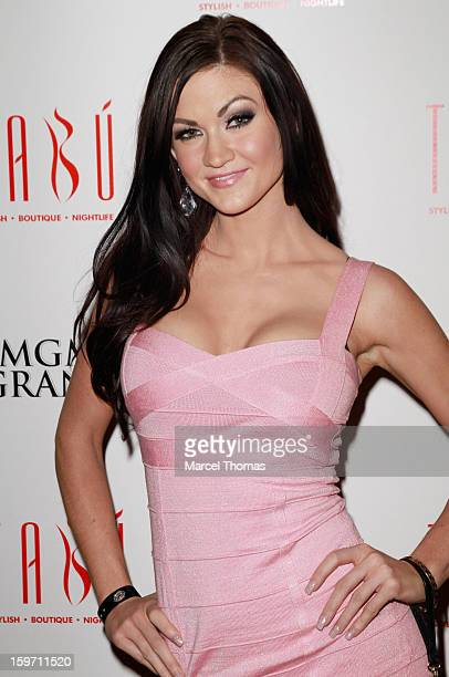 Adult film actress Kendall Karson hosts a pre-AVN Awards party at Tabu inside the MGM Grand on January 18, 2013 in Las Vegas, Nevada.