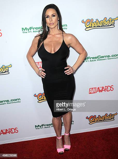 Adult film actress Kendra Lust at the 2016 AVN Awards Nomination Party held at Avalon on November 19 2015 in Hollywood California