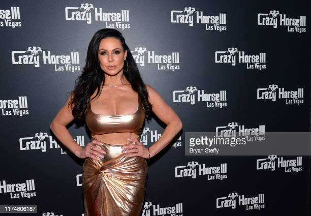 Adult film actress Kendra Lust celebrates her birthday at the Crazy Horse 3 Gentlemen's Club on September 14 2019 in Las Vegas Nevada