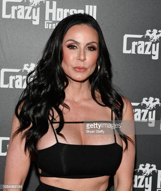 Adult film actress Kendra Lust hosts her birthday party celebration at Crazy Horse 3 Gentlemen's Club on September 15, 2018 in Las Vegas, Nevada.