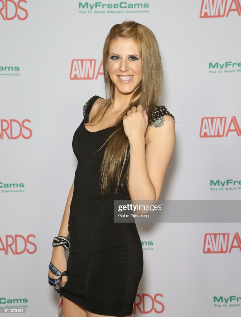 2018 Adult Video News Awards - Arrivals : News Photo