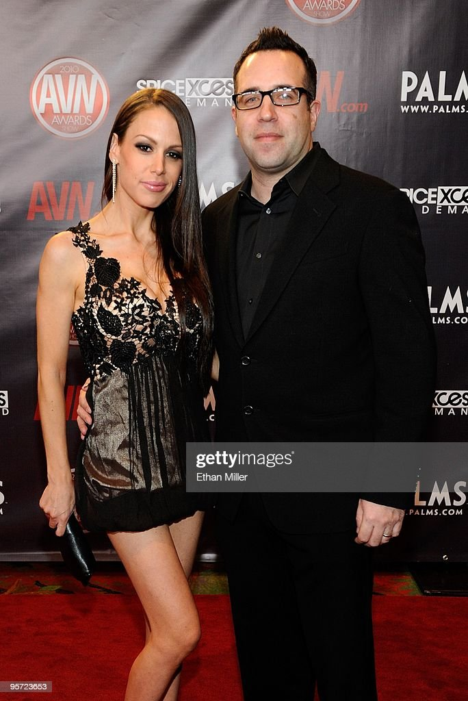 Adult Video News Awards At The Palms - Arrivals : News Photo