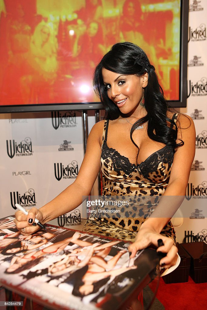 Adult Film Actress Mikayla Mendez Attends Day  Of The  Avn