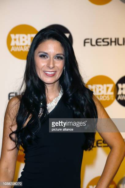 Adult Film Actress Nikki Daniels Arrives At The 2015 Xbiz Awards In Los Angeles Usa On