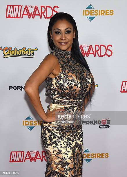 Adult film actress Priya Rai attends the 2016 Adult Video News Awards at the Hard Rock Hotel & Casino on January 23, 2016 in Las Vegas, Nevada.