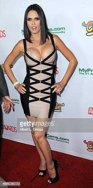 Adult film actress Shy Love at the 2016 AVN Awards Nomination Party held at Avalon on November 19 2015 in Hollywood California