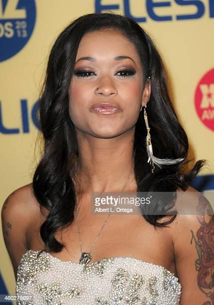 Adult film actress Skin Diamond arrives for the 2013 XBIZ Awards held at the Hyatt Regency Century Plaza on January 11 2013 in Century City California