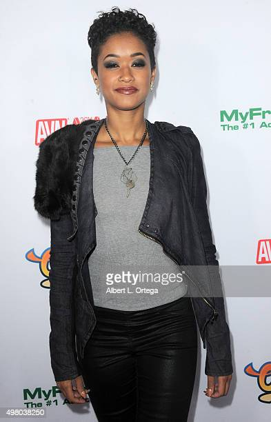 Adult film actress Skin Diamond at the 2016 AVN Awards Nomination Party held at Avalon on November 19 2015 in Hollywood California