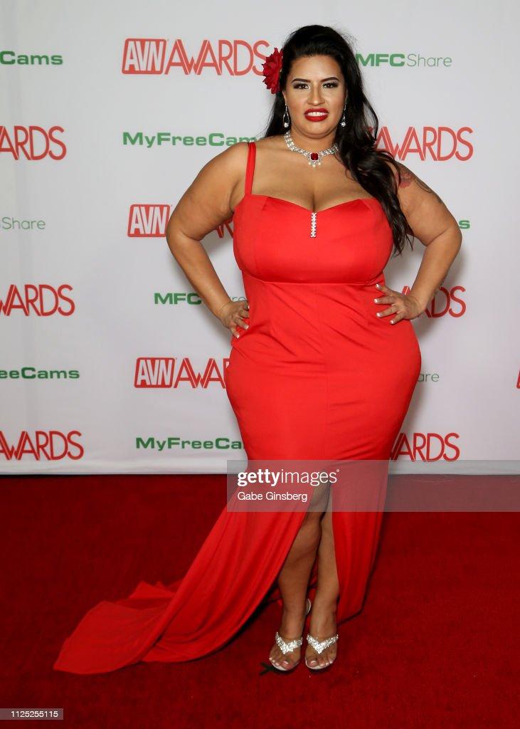 2019 Adult Video News Awards Arrivals News Photo