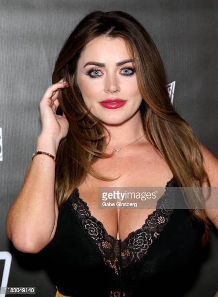 Adult film actress Sophie Dee attends the world premiere of the film LadyKillerTV at the Brenden Theatres inside Palms Casino Resort on October 23...