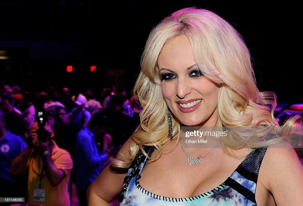 2012 AVN Adult Entertainment Expo : News Photo